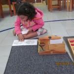 en el Colegio Tierra de Niños