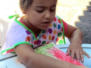 Colegio Montessori en Cuernavaca clases de arte1