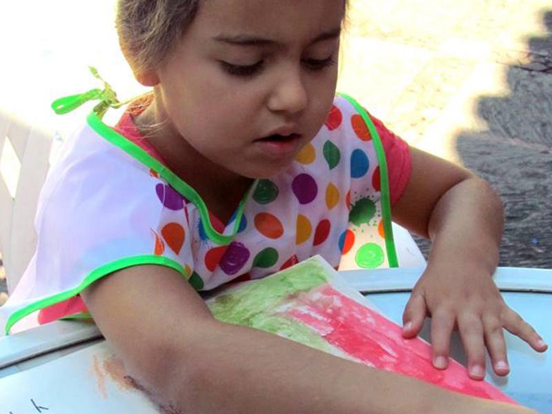 Colegio Montessori tierra de Niños Cuernavaca clases de arte