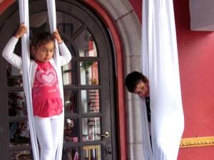 Escuela Montessori en Cuernavaca clases de circo3