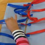 Los moños Montessori: perfectos.
